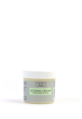 Amazing, moisturizing, lon lasting relief with natural emollients.  Reduces inflammation and flare ups.  Strong enough for adults yet gentle enough for a baby!