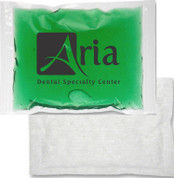 "4.5"" x 6"" ""Cloth-Backed"", ""Stay-Soft"" Cold/Hot Gel Packs.  100 per case."