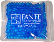 "4.5"" x 4.5"" ""Gel Beads"" Cold/Hot Therapy Pack. Sold per Case. 100 per case."