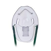 Hudson 1083 Teleflex Mask, Aerosol, Elongated, Adult - 50 Per Case