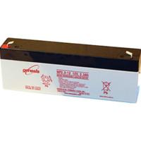 Schiller America NP2.3-12FR AT-2, AT-2 Plus EKG Machine Battery - 1 Ea