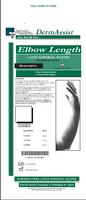 Innovative Healthcare 141850 Gloves, Sterlie, PF Elbow Length - 100pr/CS
