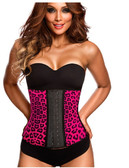 Sport Cincher (3 Hooks) Animal Print Workout Band by Ann Chery