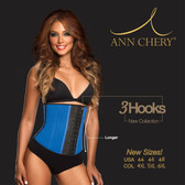 Latex Waist Trainer by Ann Cherry 2023 (3 Hooks)
