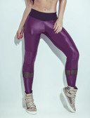 LEGGING  HIGHNESS - ALL PURPLE