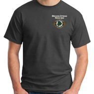 BEER BARONS MENS 100% COTTON T-SHIRT