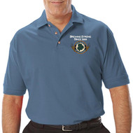 BEER BARONS 60/40 MENS POLO