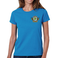 BEER BARONS LADIES 100% COTTON T-SHIRT