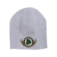 BEER BARONS KNIT BEANIE HAT