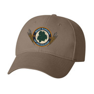 BEER BARONS BRUSHED COTTON TWILL HAT