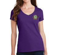 BEER BARONS LADIES LIGHTWEIGHT TEAM V-NECK