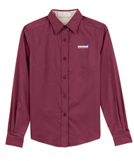 BN-L608 Port Authority® Ladies Long Sleeve Easy Care Shirt