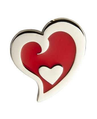 Red Heart in Heart