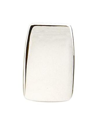 Silver Plain - Engravable