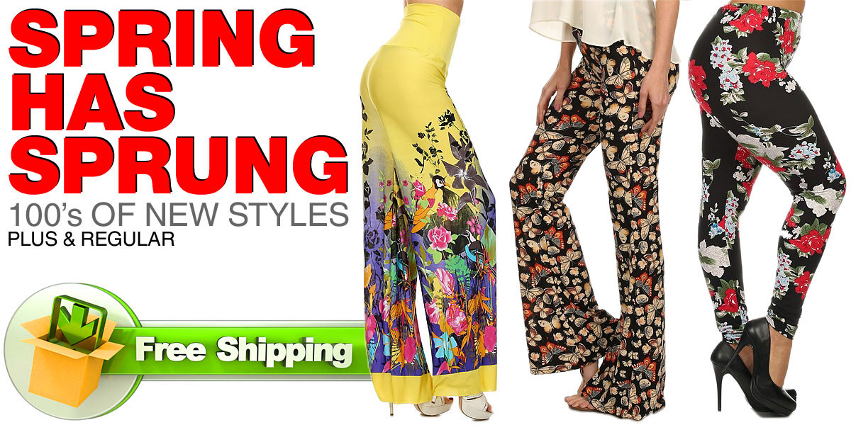 Spring Leggings Sale