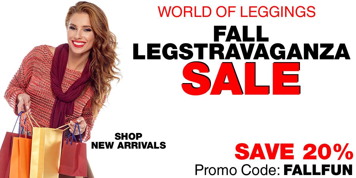 End of Summer Leggings Sale