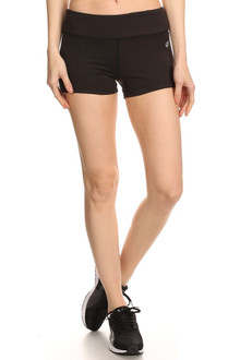 Women's Basic Sport Shorts
