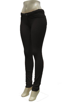 Signature Jean Cotton Plus Size Jeggings