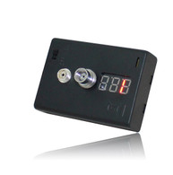 ohm meter (with 2 AA battery and 510-ego adapter)
