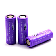 Efest IMR purple 18500 15A 1000mah