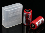 18350 2x battery case