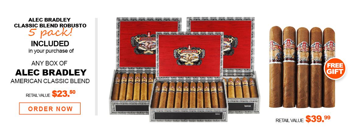 Alec Bradley American Classic Blend Cigars