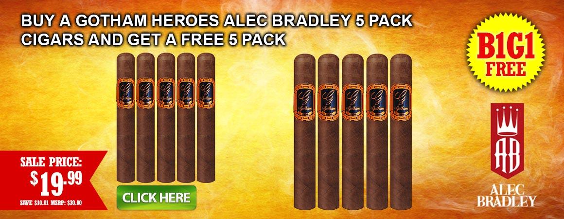 Gotham Heroes Alec Bradley