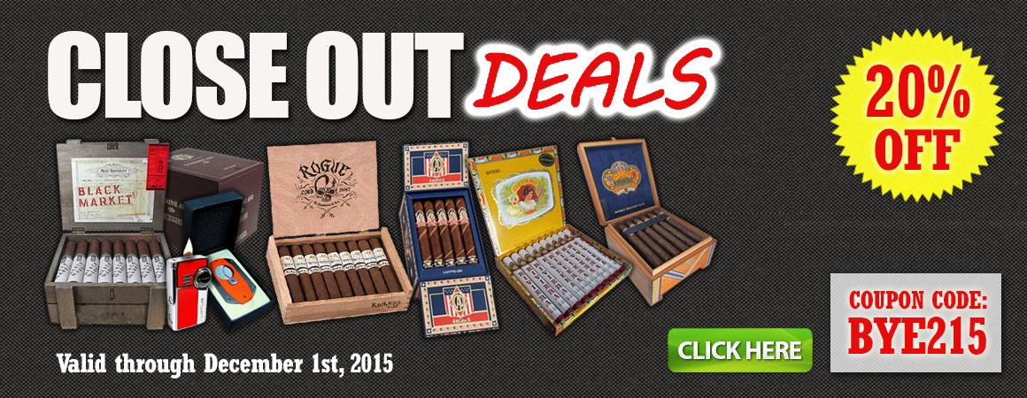Close Out Deals