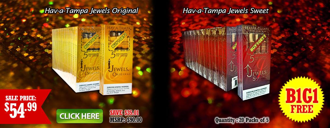 Hav-a-Tampa Jewels B1G1 Free