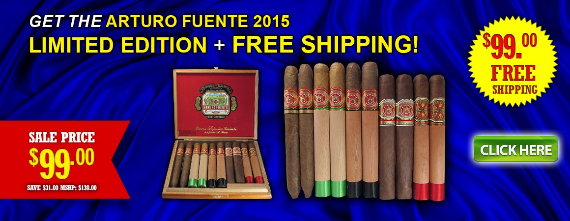 Arturo Fuente Limited Edition
