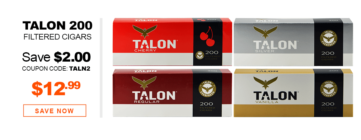 Talon Filtered Cigars