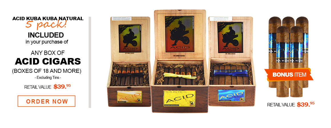 Acid Cigars