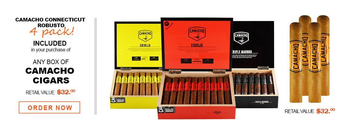Camacho Cigars