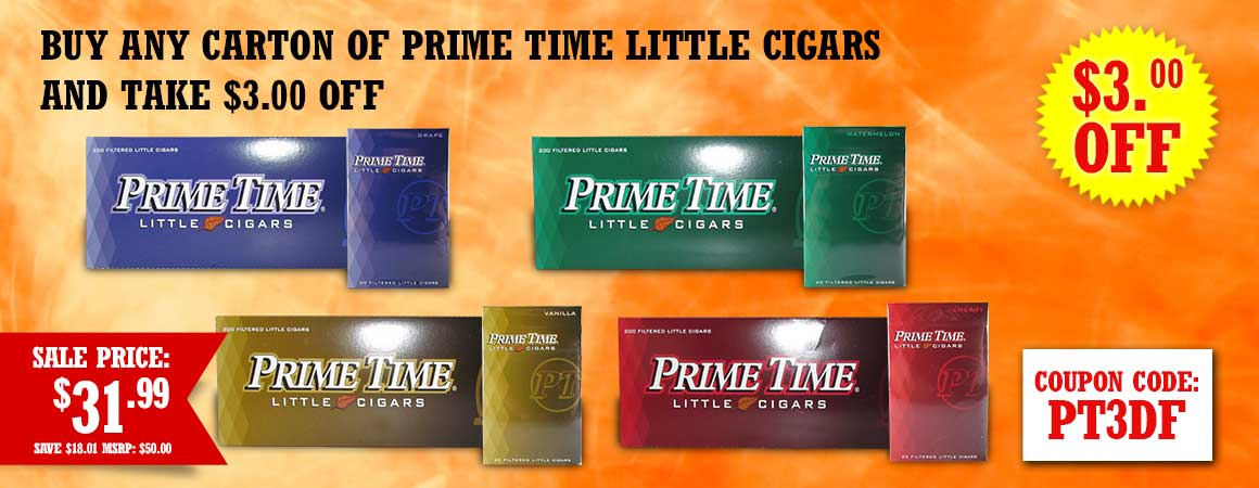 Prime Time Little Cigars