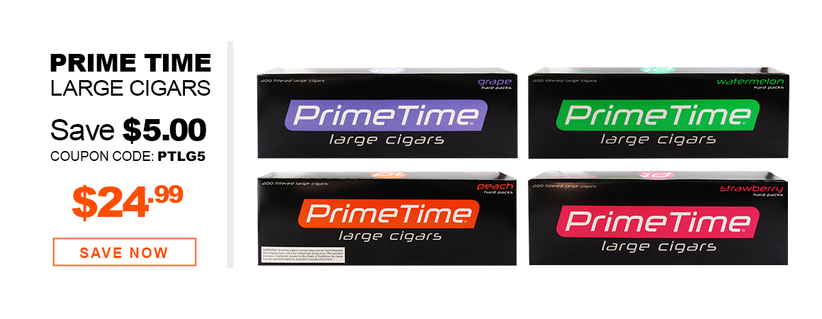 Prime Time Large Cigars