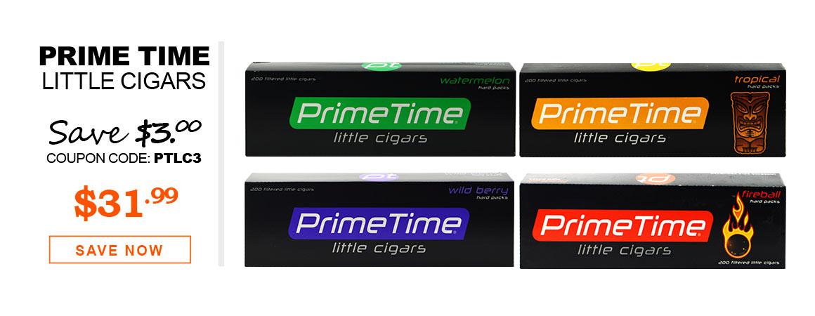 Prime Time Little Cigars