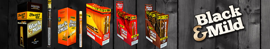 Black and Mild Cigars