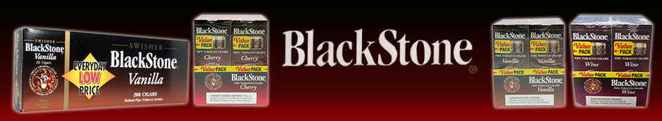 Blackstone Pipe Tobacco cigars