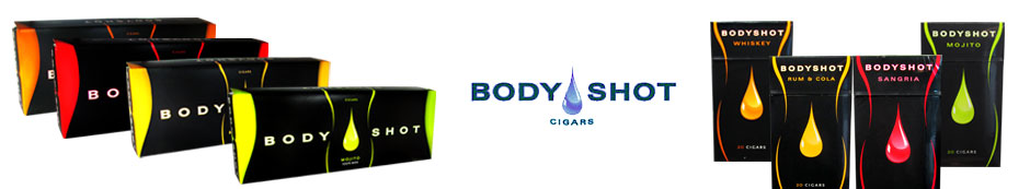 Bodyshot Filtered Cigars