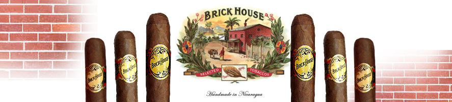 Buy Brick House Cigars at the lowest prices for cigars online at GothamCigars.com. - Click here!