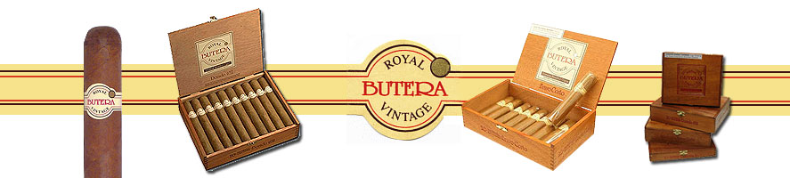 Butera Royal Vintage Cigars