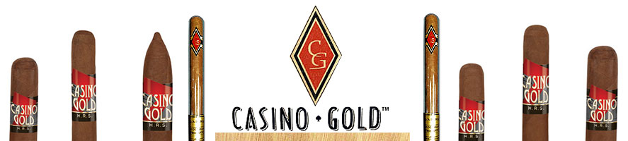 Buy Casino Gold Cigars online at the lowest prices for cigars online at Gotham Cigars! - Click here and save!