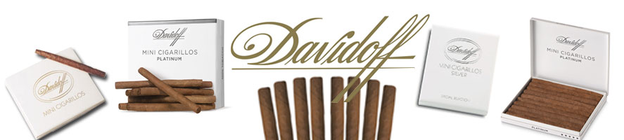 Buy Davidoff Cigars at the lowest prices for cigars online at GothamCigars.com - Click here!