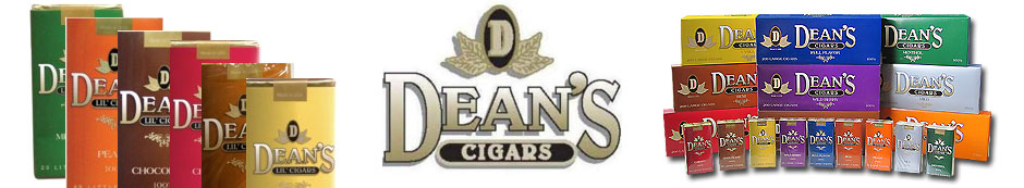 Dean's Large Filtered Cigars