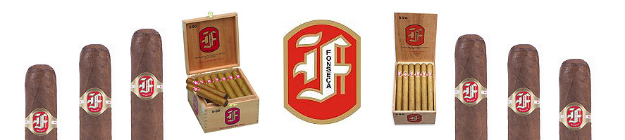 Buy Fonseca Cigars at the lowest prices online at GothamCigars. - Click here!