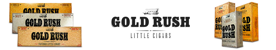 Gold Rush Little Cigars