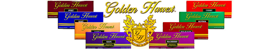 Golden Harvest Filtered Cigars