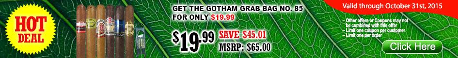 Gotham Grab Bag Deal