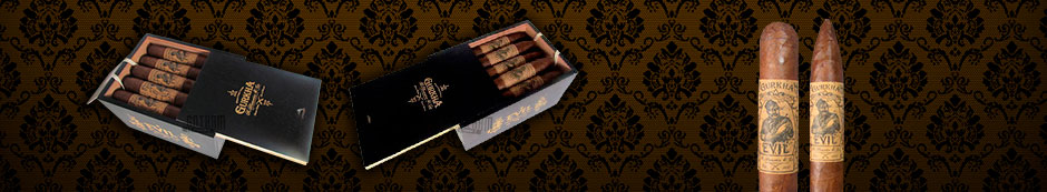 Gurkha Evil Cigars