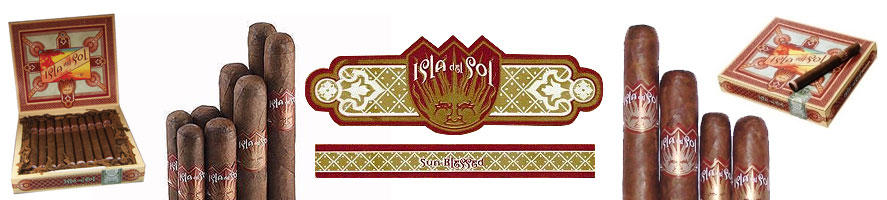 Buy Isla Del Sol Cigars at the lowest prices online at GothamCigars.com - Click here!